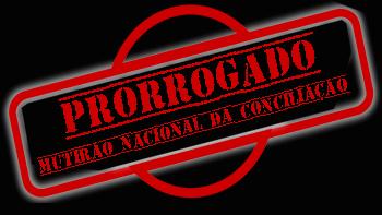 MUTIRÃO NACIONAL DE CONCILIAÇÃO